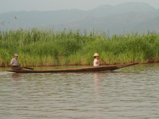 Ayeyarwady River: it is calmness when you really visit there