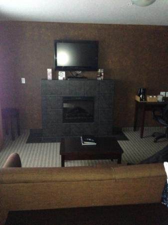 Stoney Nakoda Resort & Casino : Jr Suite....