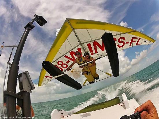 Paradise Hang Gliding: Liftoff !!