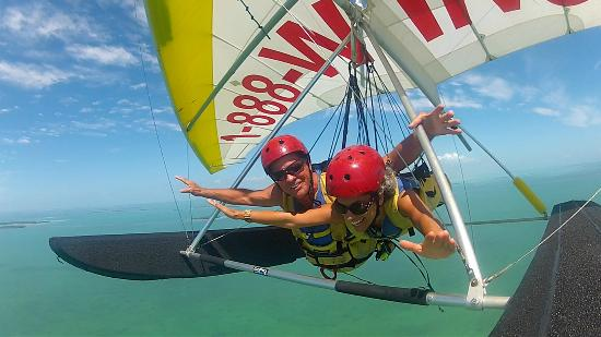 Paradise Hang Gliding: Fly like a Superhero