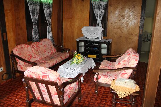 Cenang Valley Inn: Hall (homestay )