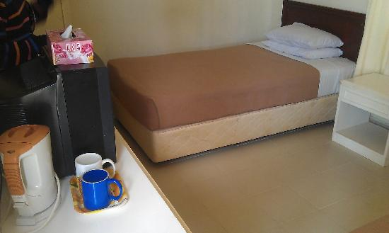 Cenang Valley Inn: Guest single room (Inn )