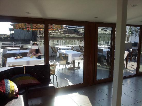 Noahs Ark Hotel Istanbul: Breakfast terrase