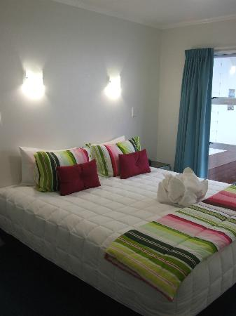 ASURE Palm Court Rotorua: Executive One Bedroom Suite
