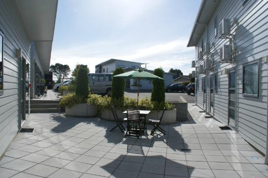 Pukekura Motor Lodge: FREE Onsite Parking