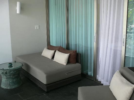 Twinpalms Phuket: Balcony