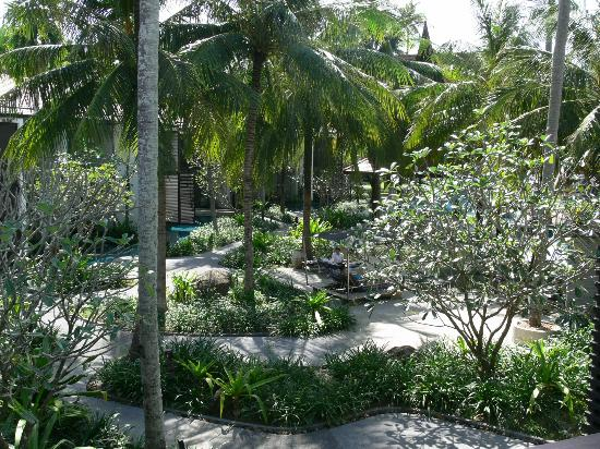 Twinpalms Phuket: view from room