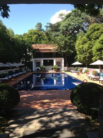 Rachamankha Hotel pool