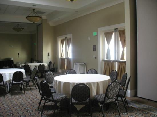 Hotel Shattuck Plaza: Event room