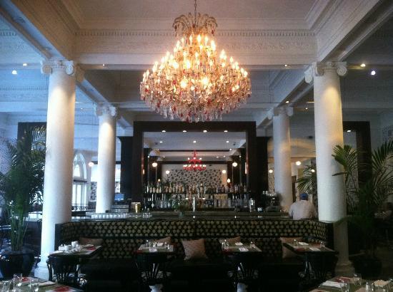 Hotel Shattuck Plaza: Lobby