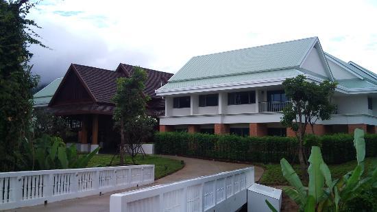 Thanyapura Sports Hotel: Hotel
