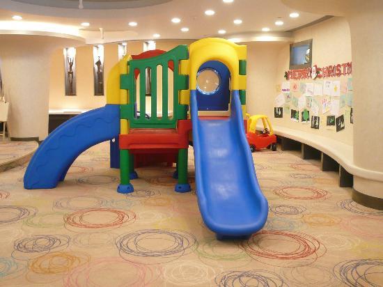 Fraser Suites Top Glory Shanghai : Children's Indoor Playground