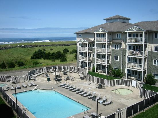 Oregon Coast, Oregón: WorldMark, realmente muy confortable