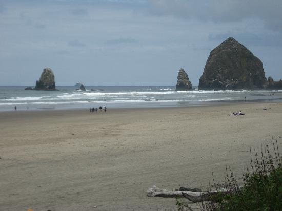 Oregon Coast, Oregón: Canon Beach