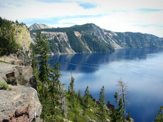Oregon Coast, Oregón: Crater Lake National Park