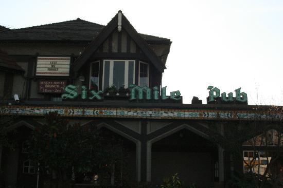 Six Mile Pub building