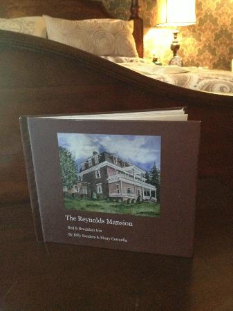 The Reynolds Mansion: An interesting read about the inn.