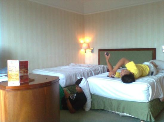 Redtop Hotel Jakarta: While we're had relax