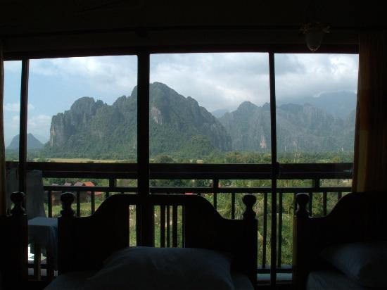 Bountang Hotel & Guesthouse: Best View