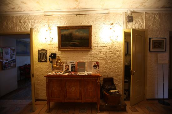 Rachmaninov Art-Hotel: Hall