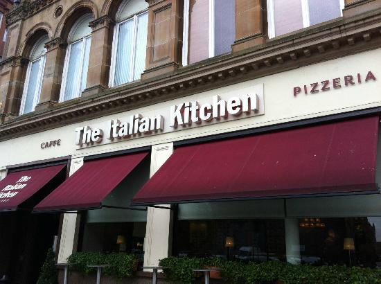 Italian Kitchen Glasgow Reviews