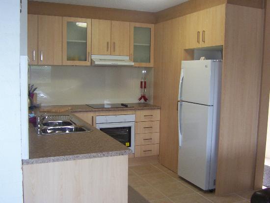 Burleigh Palms Holiday Apartments: 2 bedroom ground floor