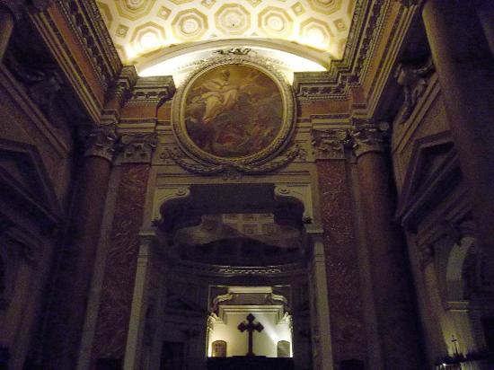 Basilica di Santa Maria degli Angeli e dei Martiri: Santa Maria degli Angeli