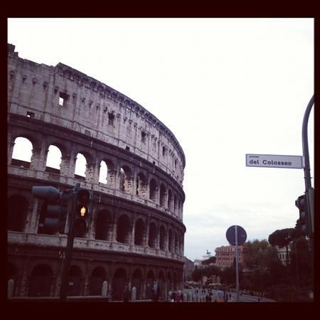 Coliseo: colosseo