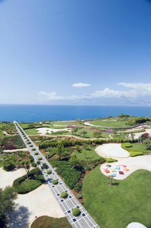 The Marmara Antalya: View From Room