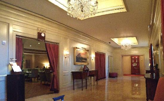 Hotel Lobby Picture Of The Ritz Carlton Pentagon City Arlington Tripadvisor