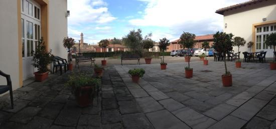 Hotel Foresteria Volterra: hotel
