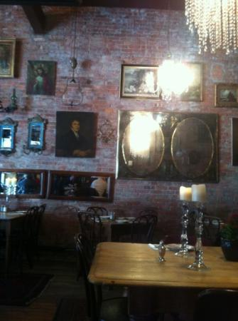 Photo of Mediterranean Restaurant Antique Garage at 41 Mercer St, New York, NY 10013, United States