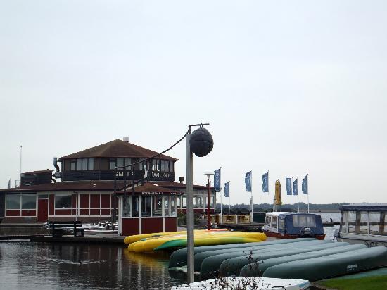 Smit's Paviljoen: A lovely view!!