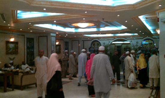Elaf Alsalam Hotel: Hotel Lobby