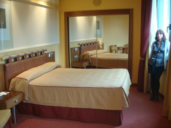 Hotel Olid: Habitación
