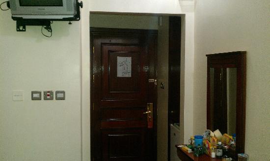 Elaf Alsalam Hotel: Room Door