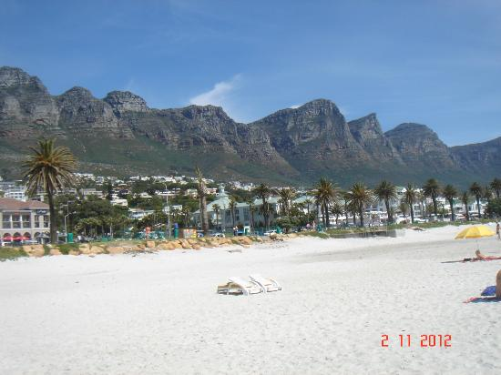 61 On Camps Bay: View from Camps Bay Beach
