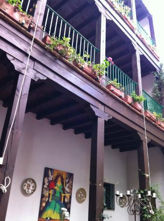 El Rey Moro Hotel Boutique Sevilla: lovely boutique hotel