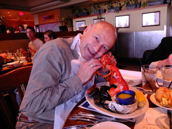 Legal Seafood Test Kitchen Boston