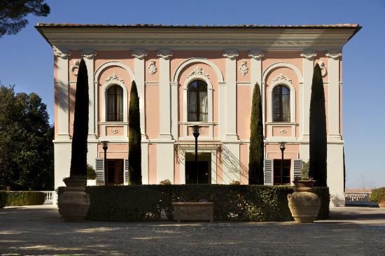 Logge Del Perugino W&B Resort: Facciata