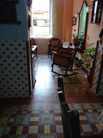 Casa Migdalia Caraballe Martin : Salon