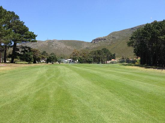 Hermanus Lodge on the Green : Hermanus golf