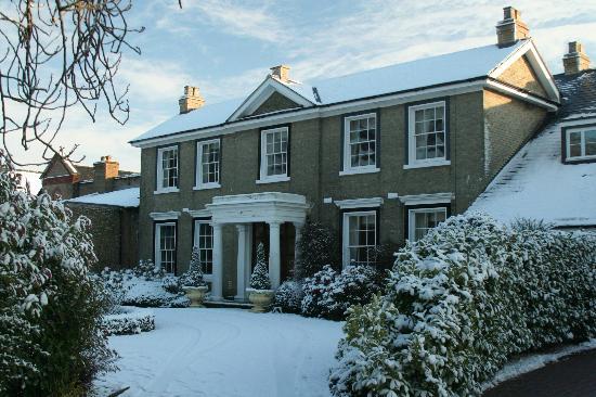 Park Farm Hotel: Winter