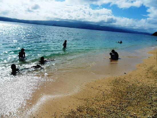 Crystal Sands Beach Resort Sand