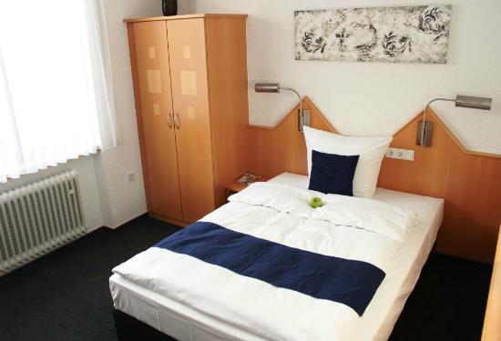 Hotel Heymann Einzelzimmer Komfort