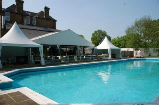 The Kings Oak Hotel Beach Club Terrace