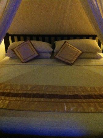 Amasya Villas: Bedroom