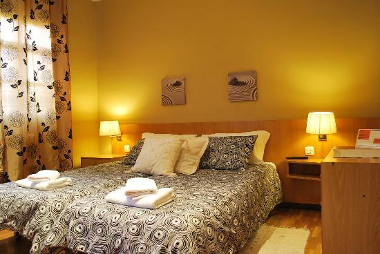 Hotel Cal Nen: quatre , cuatro