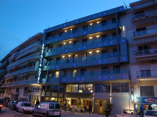 Anatolia Hotel: Hotel