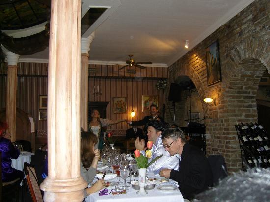 Kiraly Restaurant : Dinner at Kiraly